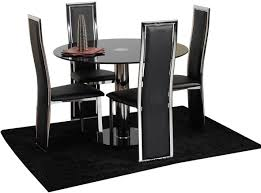 bellini dining table chair set