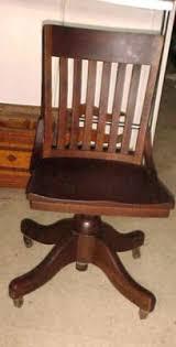 antique oak swivel industrial office desk chair antique oak office chair