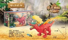 Supply The children's electric <b>dinosaur</b> toy <b>simulation</b> will walk the ...