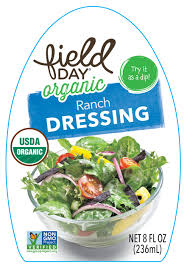 blog entries food allergy anaphylaxis connection team drew s llc issues allergy alert on undeclared milk and egg in one lot of field day organic ranch dressing