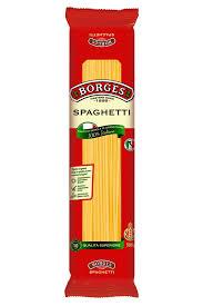 Купить макароны <b>Borges спагетти 500</b> г, цены в Москве на goods.ru