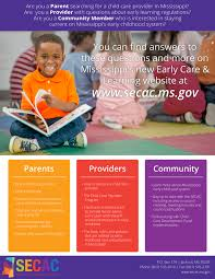 the new secac early care learning website is delta licensed the new secac early care learning website is delta licensed providers