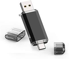 EAZOR 128GB USB 3.0 <b>Type C</b> Dual <b>OTG Flash</b> Drive <b>USB C</b> ...