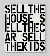 apocalypse now 1988 private collection by christopher wool a contemporary exponent of word art one of the avant garde styles of the 1980s avant garde