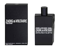 This is Him Zadig & Voltaire for men Eau de toilette ... - Amazon.com
