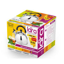 <b>Чайник</b> Lara LR00-40, 2 <b>л</b>
