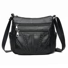 <b>Women</b> Shoulder Bags <b>Genuine Leather Female</b> Bags For Ladies ...