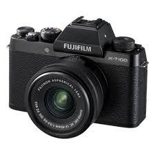 Цифровой <b>фотоаппарат FUJIFILM X-T100 Kit</b> XC15-45mm OIS PZ ...