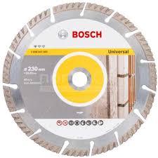 <b>Диск отрезной алмазный Bosch</b> Standard for Universal, 230 мм в ...