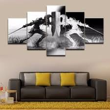 <b>5 Pieces HD Print</b> Painting Framework How To Train Your Dragon