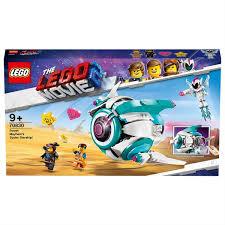LEGO <b>70830</b> The <b>Lego Movie</b> 2 Sweet Mayhem's Systar Starship ...