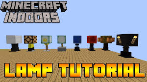 how to make lamps in minecraft minecraft indoors tutorial aesthetic lighting minecraft indoors torches