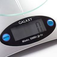 <b>Весы кухонные Galaxy GL-2802</b> серебро - купить весы кухонные ...