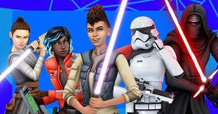 «The Sims 4 <b>Star Wars</b>™: Путешествие на Батуу ...