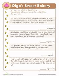 word problems worksheets | Kids ActivitiesFirst Grade Addition Subtraction Word Problems