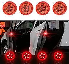 DESTELLO (2pairs 4pcs) Waterproof 5 LED <b>Wireless Car</b> Door ...