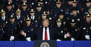 Trump to <b>Police</b>: 'Don't Be Too Nice' to Criminals in Custody | Time