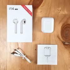 i14 <b>TWS Bluetooth Earphones</b> – Secret Storz