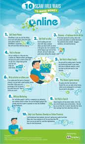 17 best images about gotta make a living somehow how to make money online 6 infographics
