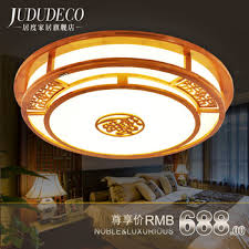 southeast asian style japanese style bedroom small bedroom ceiling circular geometric study of new chinese asian style lighting