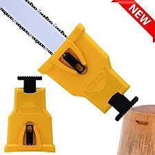 Apatner Chainsaw Sharpener Steel Chainsaw Teeth ... - Amazon.com