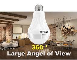 <b>DAYTECH</b> 1080P <b>Wireless</b> Panoramic <b>IP Camera</b> 2MP Home ...