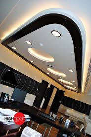 with room living wooden awesome office ceiling design