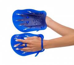 """<b>Лопатки</b> """"<b>Bradex</b>"""", для плавания, цвет: синий (арт. <b>SF 0307</b> ..."""