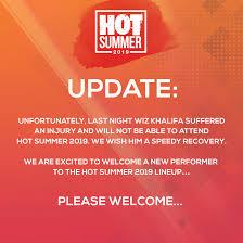 <b>Hot</b> 104.7 presents <b>Hot Summer 2019</b> | Waterfront Concerts