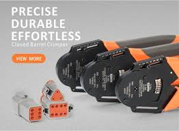 Crimping Tools | Cable Tools And Pipe Tools Online | <b>Iwiss</b>