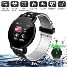 119Plus 2020 Bluetooth Smart Watch Men Blood Pressure ... - Vova