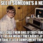 computer nerd Meme Generator - Imgflip via Relatably.com