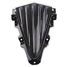 WXCymhy <b>Yamaha Tmax530 Motorcycle</b> Carbon Fiber Windshield ...
