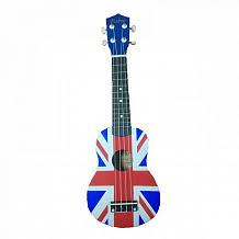 <b>FABIO</b>(BELUCCI) <b>XU21</b>-<b>11D</b> UK FLAG -- <b>укулеле</b>, сопрано, с ...