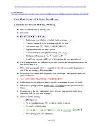 apa sample paper literature review extracting dna from wheat college research paper outline examples