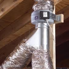 bathroom roof exhaust vent