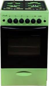 Плита Комбинированная <b>Лысьва ЭГ 401 МС-2у</b> зеленый ...