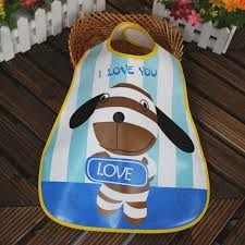 <b>NEW Baby</b> Toddler Kids Boys Girls Waterproof Feeding Apron ...