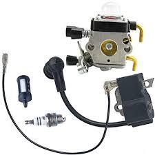 Savior FS85 Carburetor Ignition Coil + Spark Plug for ... - Amazon.com