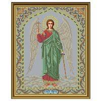 """«<b>Набор для вышивания</b> бисером: <b>Икона</b> """"Ангел Хранитель II ..."""