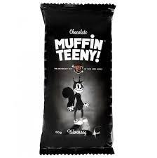 <b>Кекс Muffin Teeny! с</b> шоколадными каплями (2 шт.) — купить по ...