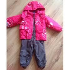 Зимний комплект Lassie <b>Куртка</b> и брюки <b>Мишки</b> для девочки ...