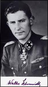 Walter SCHMIDT . http://en.wikipedia.org/wiki/Walter_Schmidt_(SS_officer) - fd91fd7af9bb