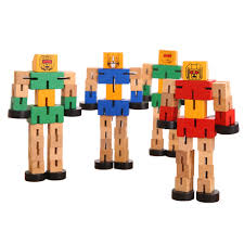 Детские трансформеры, робот-машинки, <b>игрушки</b>, фигурка, 6 шт ...