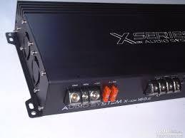 <b>Audio System X</b>-<b>ION</b> 160.2 - AMP Performance