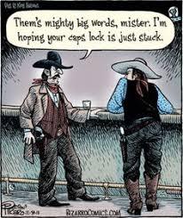 Funny HAHA on Pinterest | Funny Comics, Cowboys and Cartoon via Relatably.com