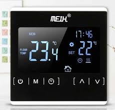 <b>MH1822</b> touch high power intelligent temperature controller ...