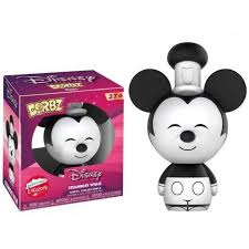 Collectable <b>Funko</b> Dorbz <b>vinyl</b> figure of Steamboat Willie, the first ...