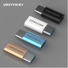 <b>Адаптер</b>-<b>переходник Vention USB Type</b> CM/ USB 2.0 micro B 5pin F