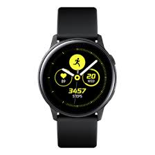 Купить <b>Samsung Galaxy</b> Watch Active черные | Samsung RU